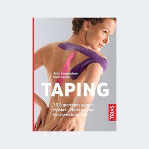 Taping Buch online bestellen im Therapy4U Shop