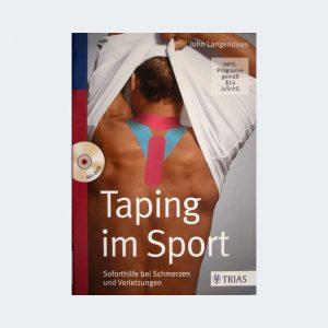 Taping im Sport online bestellen im Therapy4U Shop