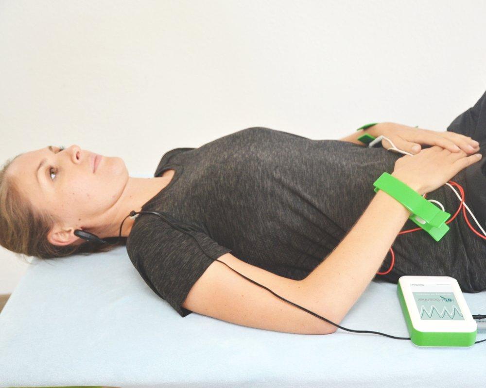 Biofeedback bei Therapy4U