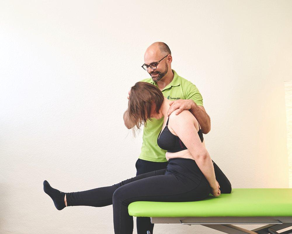 Orthopaedische Manuelle Therapie (OMPT) bei Therapy4U in Kempten (Allgäu), Durach & Füssen