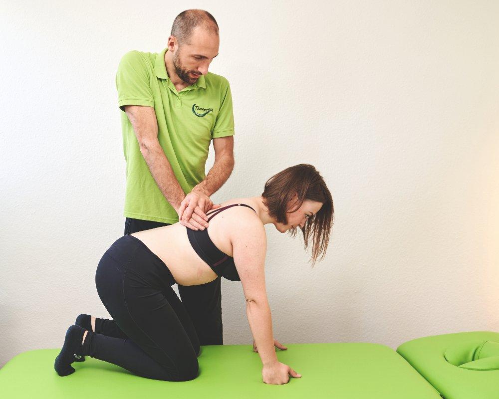Orthopaedische Rehabilitation bei Therapy4U in Kempten (Allgäu), Durach & Füssen