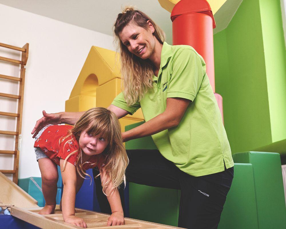 Pädiatrie (Physiotherapie für Kinder) bei Therapy4U in Kempten (Allgäu), Durach & Füssen