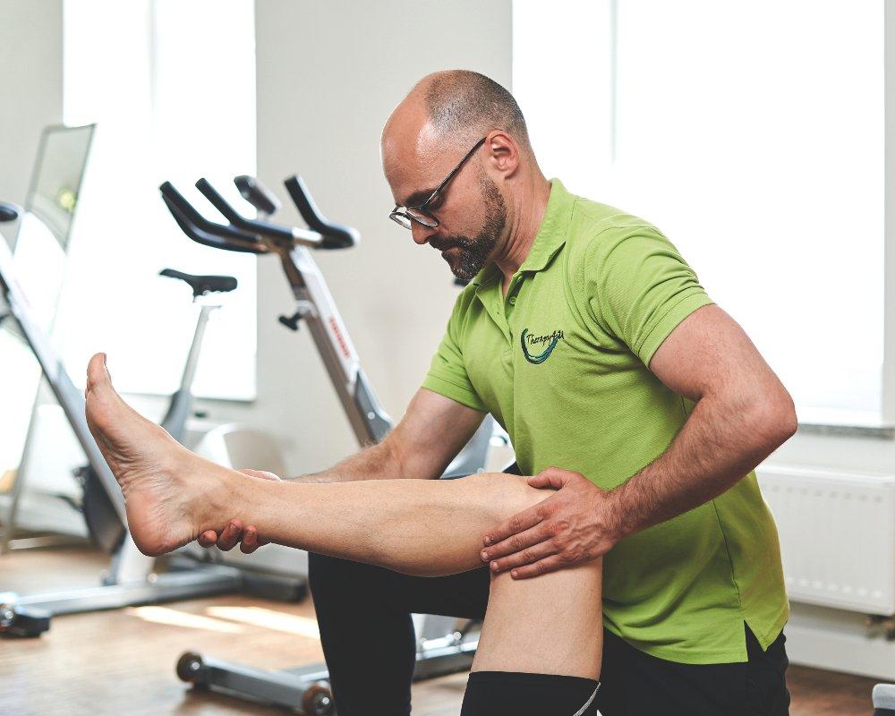 Sportlerscreening bei Therapy4U in Kempten (Allgäu), Durach & Füssen